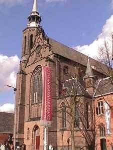 Utrecht katedra sw. Katarzyny